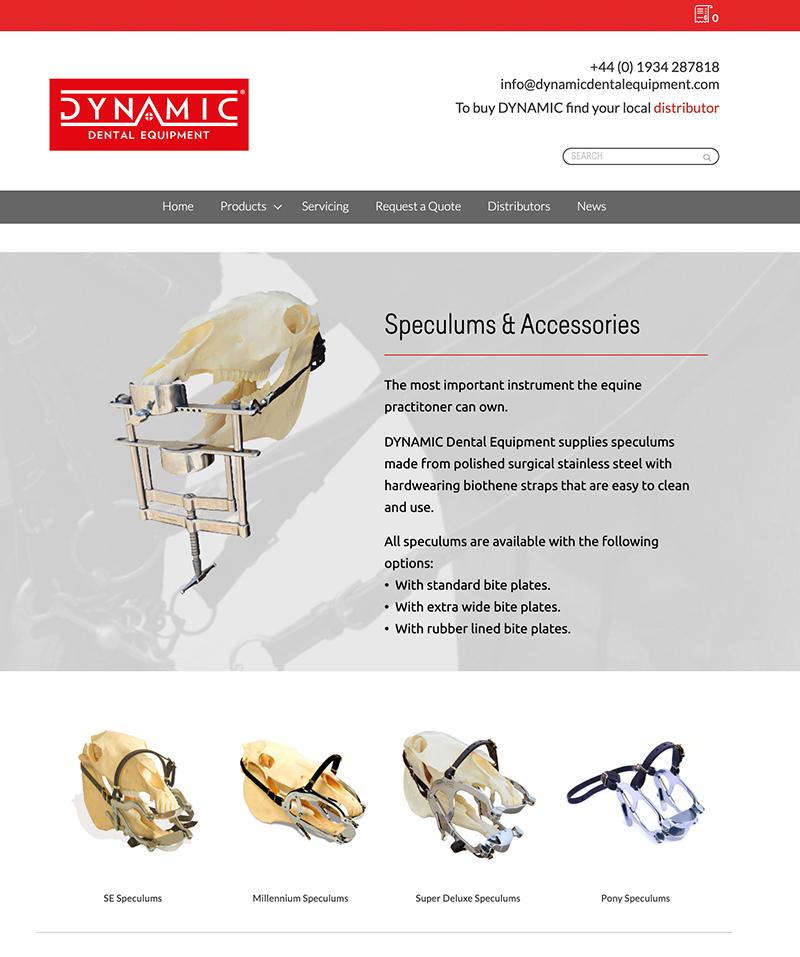 Dynamic Dental Equipment
