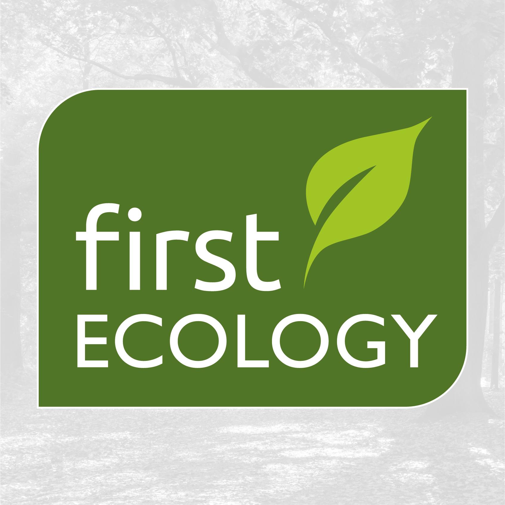 FIRST ECOLOGY branding