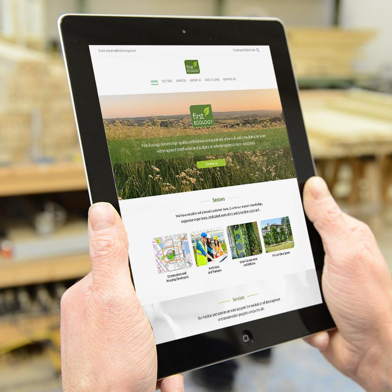 First Ecology iPad BB