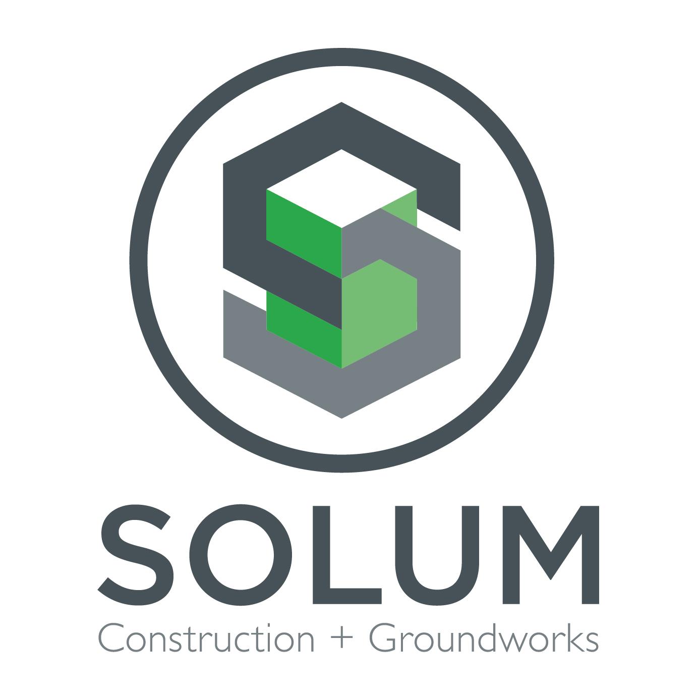 SOLUM Branding graphics