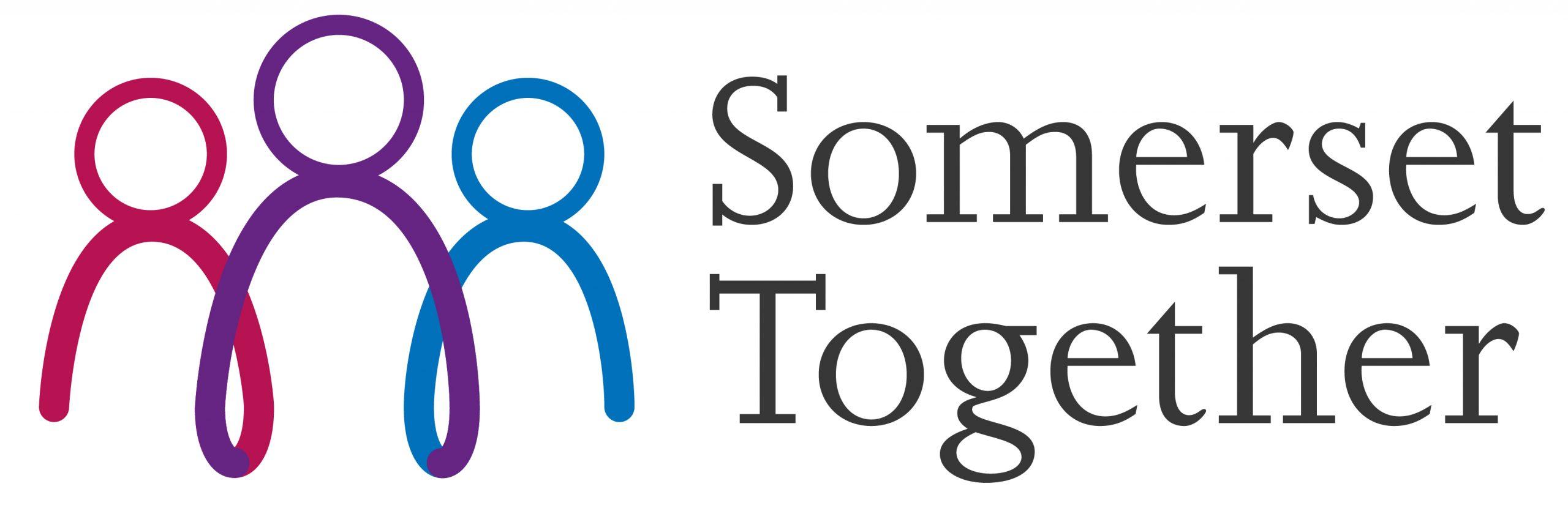 NHS Somerset Together logo