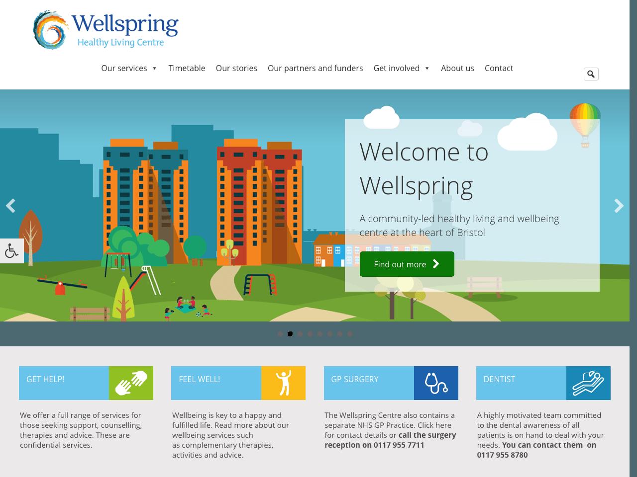 Wellspring HLC